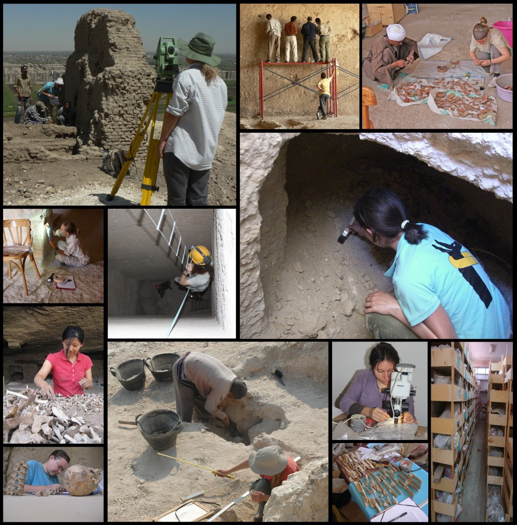 CollageArchaeologie
